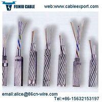 OPGW Cable Fiber Optic Manufacturers Per Meter Price thumbnail image