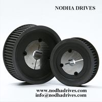 HTD14M timing belt pulley taper lock timing pulley thumbnail image