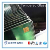 Clear Tempered Glass, Tempered Safety Glass, Clear Toughened Glass