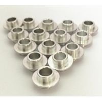 Skate bearing Spacer roller skates parts speed skate bearing bushing skating spacer 10.1