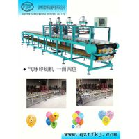 Five balloon printing machineBalloon machine
