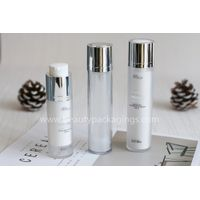 Airless Pump Bottle For Skin Care Facial Lotion thumbnail image