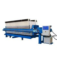 Multi-industry stainless steel press filter