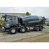 Sinotruk HOWO 371HP or 336HP 18m3 18cbm 18 cubic meter Transit Cement Mixing Concrete Mixer Truck Fo thumbnail image