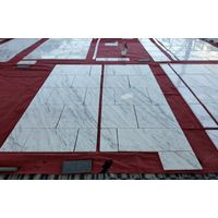 book match volakas white marble tiles for project