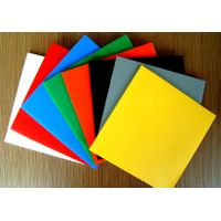 2mm-12mm colorful pp corflute sheet