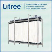 Wastewater treatment and recycling equipment MBR membrane