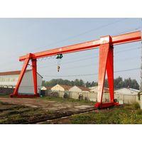 Professional Manufacturer 16 ton Single Beam Gantry Crane thumbnail image