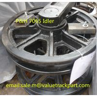 OEM Quality Idlers Tumbler Wheels for Zoomlion Above 550T Crawler Crane thumbnail image