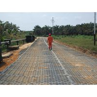 Ground Protection Plastic Temporary Road And Walkways Mats