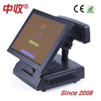 touch screen cash register Android pos terminal TS1200