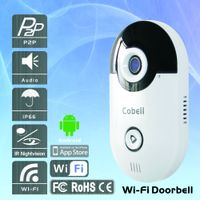 2015 Support Indoor Ringtone dingdong P2P WiFi Video Doorphone