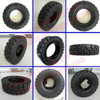 Forklift tyre forklift parts thumbnail image