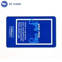 Wholesale hotel key card for lock system thumbnail image