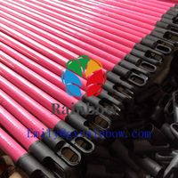 wholesale distribute selling price broom head handle wooden mop stick