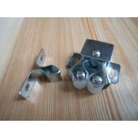 Cabinet Door Catch Brass Plated thumbnail image