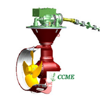 Fixed Pitch Propeller or Controllable Pitch Propeller Thrusters thumbnail image