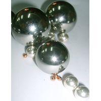 bearing steel ball for precision bearing
