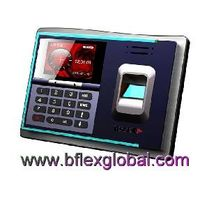 Color screen fingerprint attend and access device