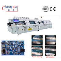 Stencil Cleaning Machine Spray Ultrasonic Drying Cleaning Equipment Cleaner,CW-6100 thumbnail image