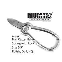Toe Nail Cutter Barrel Spring with lock thumbnail image