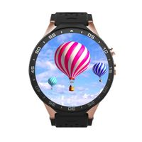 3G android smart watch kw88 with android 5.1 bluetooth 4.0