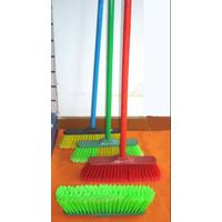 HQ0578R home recycled PP economic cleaning broom set thumbnail image