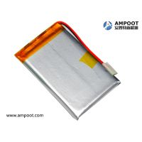 High quality Lithium ion polymer battery, Lipo cells and battery pack