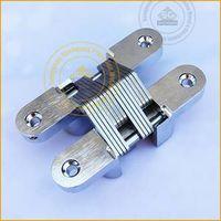 zinc alloy cross concealed hinges thumbnail image