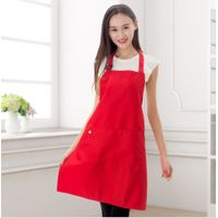 New ready high quality restaurant waitress work cooking chef kitchen aprons thumbnail image
