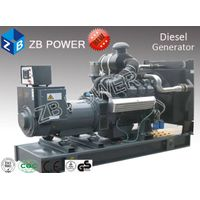 Open Type 450kW Generator Powered by Volvo Engine thumbnail image