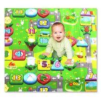 Baby Crawl Mat/Baby Animal Play Mat/Kid's Crawl Mat/PE Cotton Crawl Mat for kids