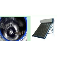 Direct-Plug Solar Water Heater with Porcelain Enamel Tank(ZCT)