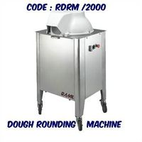 DOUGH ROUNDER MACHINE