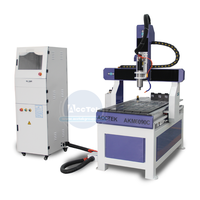 China cnc carving machine with Mach3 controller AKM6090C thumbnail image