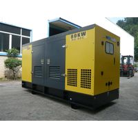 50kw-450kw Silent Diesel Generator Set with Cummins Engine