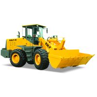 Compact wheel loader 3000kg or 6614lb rated weight ZL30F