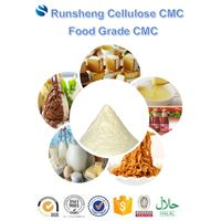 food grade cmc Sodium Carboxymethyl Cellulose food additives HALAL