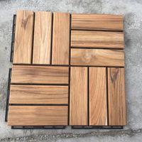 Whole Sale Garden Teak Deck Tile