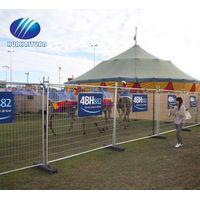 Australian temporary fencing (factory)
