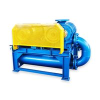 compact design roots blower for water treatment industry