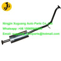 Hyundai Accent middle exhaust muffler