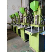 Second Hand vertical plastic injection molding machine / blowing injection machine / ejecting machin