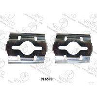 DISC BRAKE PAD CLIP 916570 FOR FRONT CITROEN JUMPER BOX 1994-2002