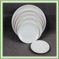 Melamine Round Dinner Plates