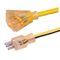 UL/CUL outdoor  extension cords, power cable