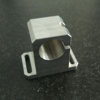 Precision Cnc Machined Part Camera Base With Cnc Center thumbnail image