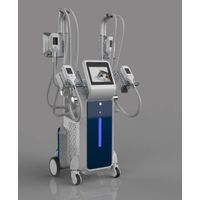 4 Cryolipolysis handles work together! Cool body Sculpting/ Coolshape/ Cryolipolysis machine