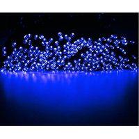 200LEDs sensor controller Solar LED strip string light Christmas party garden tree decoration thumbnail image