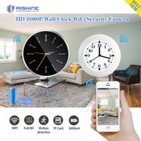 Hot Product Trends Wall Clock Security Wi-Fi Camera Mini Camera Digital